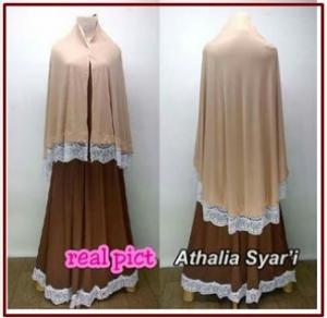 Baju Gamis Murah Athalia Syar'i-2