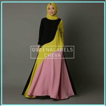 Busana Muslim Terbaru Chefa Dress-1