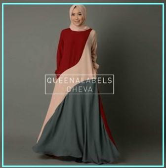 Busana Muslim Terbaru Chefa Dress