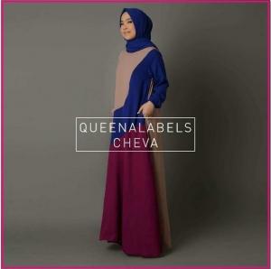 Gamis Syar'i Terbaru Chefa Dress