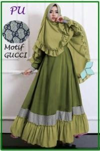 Busana Muslim Murah Gucci Syar'i