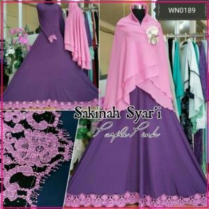 Gamis Online Jumbo Sakinah Syar'i-2