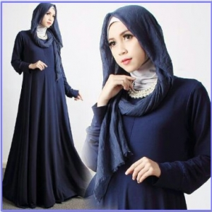 Baju Gamis Amalia Model Terbaru Murah