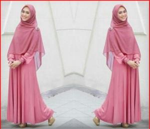 Baju Muslim Wanita Cantik Oki Syar'i