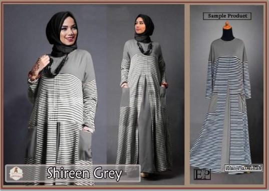 Busana Muslim Lebaran 2016 Shireen Velvet