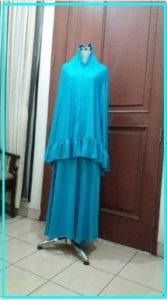 Grosir Baju Muslim Serafina Syar'i