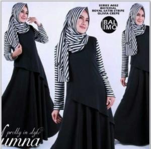Baju Muslim Wanita Murah-1 Yumna