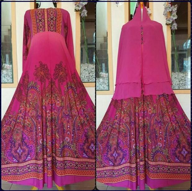 Baju Gamis Cantik Murah Namira