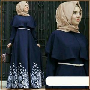 Baju Muslim Terbaru dan Murah Jelita Dress 2