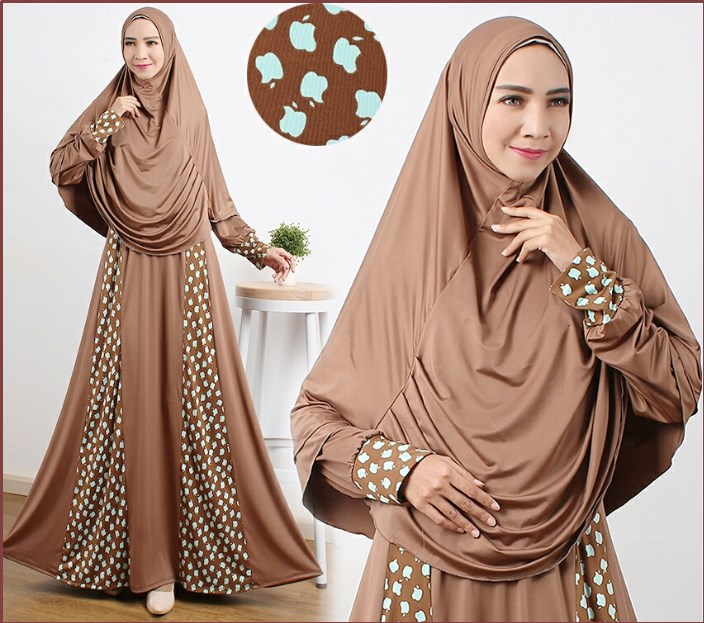 Baju Muslim Wanita ANggun Ayunda Syar'i-3