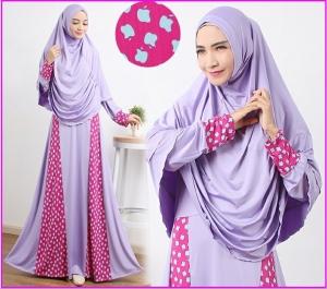Baju Muslim Wanita Anggun Ayunda Syar'i-1