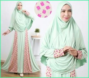 Baju Muslim Wanita Anggun Ayunda Syar'i-2