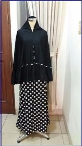 Busana Muslim Trendy Bahan Jersey Madena Syar'i-2