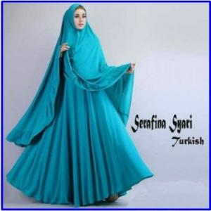 Gamis Syar'i Cantik dan Anggun-2 Serafina Syar'i-3