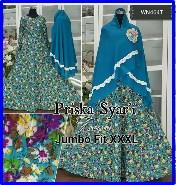 Baju Muslim Wanita Modern Bahan Prisket Syar'i-3