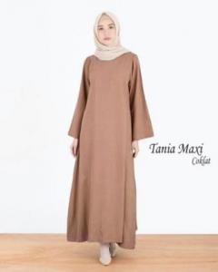 Busana Muslim Ukuran Kecil Bahan Balotelli Tania Brown