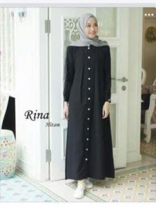 Baju Muslim Wanita Modis Rina-4 Ukuran Kecil