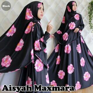 Baju Gamis Syar I Aisyah Gaun Cadar Hilya Cadar Muslimah