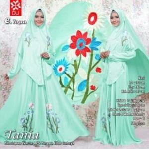 Busana Muslim Lebaran 2017 Tania Syar'i Tosca