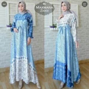 Supplier Baju Muslim Modern Ziggi_2 Bahan Maxmara