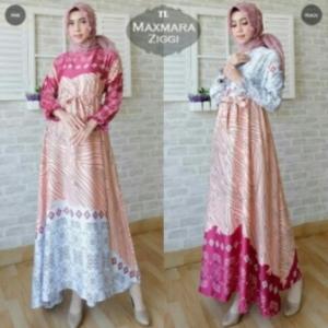 Supplier Baju Muslim Modern Ziggi_3 Bahan Maxmara