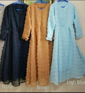 Distributor Baju Muslim Wanita Terbaru Rubi