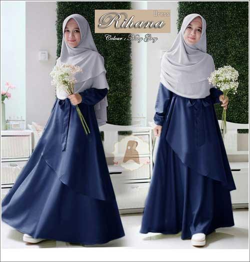 Jual Online Baju Muslim Wanita Ukuran Besar