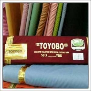 Katun Toyobo Untuk Bahan Gamis