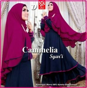 Grosir Baju Muslim Tanah Abang Camelia Syar'i