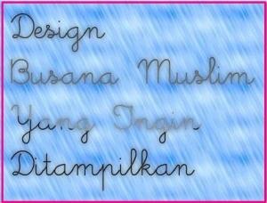Busana Muslim Trendy -1