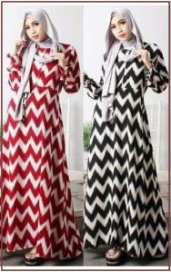 Grosir baju muslim HIsanah-1
