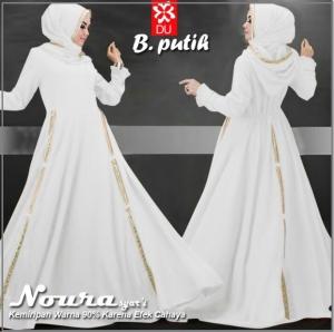 Baju Gamis Terbaru Noura Syar'i-1