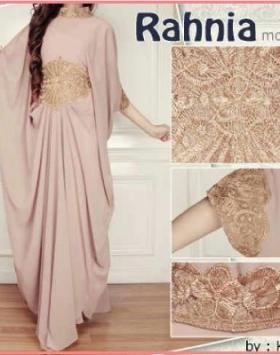 Busana Muslim wanita Rahnia-1