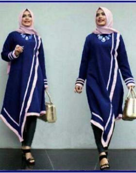 Busana Muslim Trendy Terbaru Romela