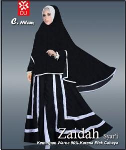 Baju Muslim Cantik Untuk Lebaran Zaidah Syar'i