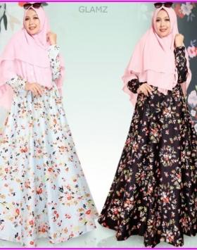 Baju Gamis Katun Jepang Online Sakura 2_1