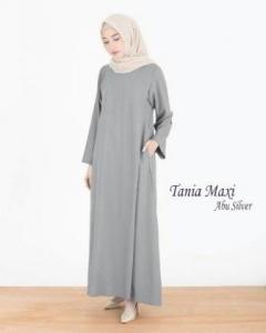 Busana Muslim Ukuran Kecil Bahan Balotelli Tania Abu