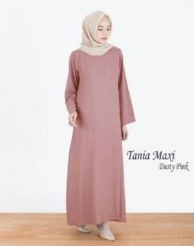 Busana Muslim Ukuran Kecil Bahan Balotelli Tania Dusty