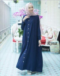 Baju Muslim Wanita Modis Rina-2 Ukuran Kecil