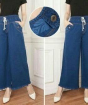 Jual Celana Kenny Kulot Terbaru Bahan Jeans