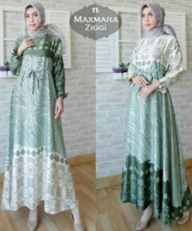 Supplier Baju Muslim Modern Ziggi_4 Bahan Maxmara