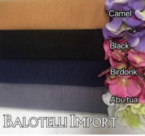 Jual Kain Balotelli Import-1 Meteran Online