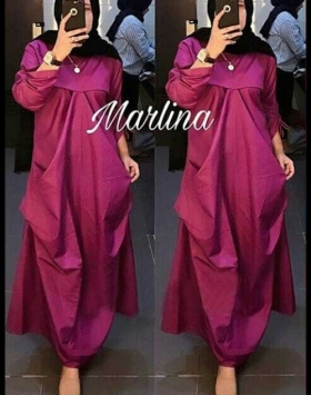 Baju Tunik Modern Marlina Tunik Bahan Toyobo