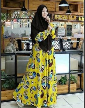 Jual Baju Muslim Amoeba Syar'i