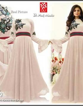 Jual Online Baju Gamis Terbaru Abida Bahan Ceruti