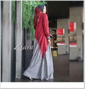 Supplier Baju Gamis Ziara Maxi Bahan Katun Zara dan Ima Ima Platinum