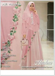 Supplier Baju Pesta Muslim Anggun